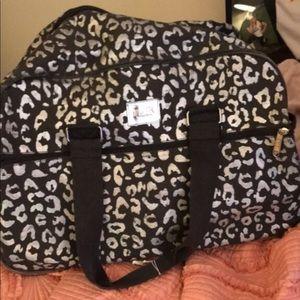 Used - Victoria Secret Pink Luggage Set